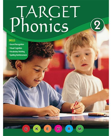 Target Phonics 2 - English