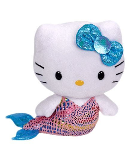 f9f6177be30 Jungly World hello Kitty Mermaid 15 cm Online India, Buy Soft Toys for ...