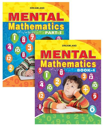 Mental Mathematics set of 2