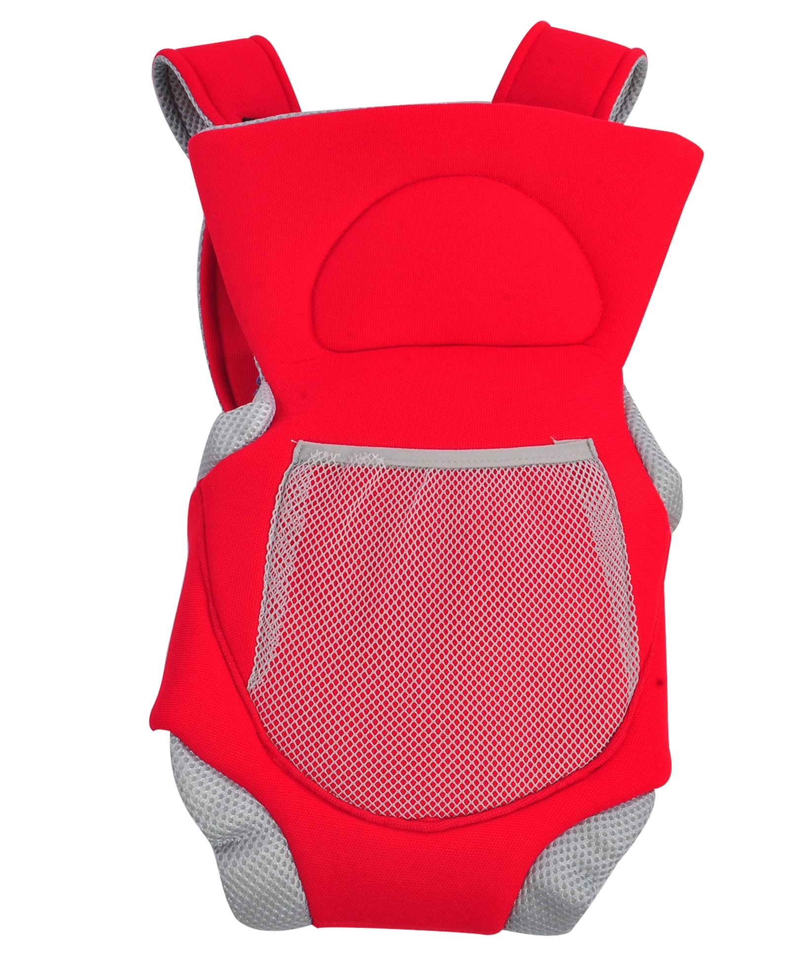 Magic Pitara Baby Carrier - Red