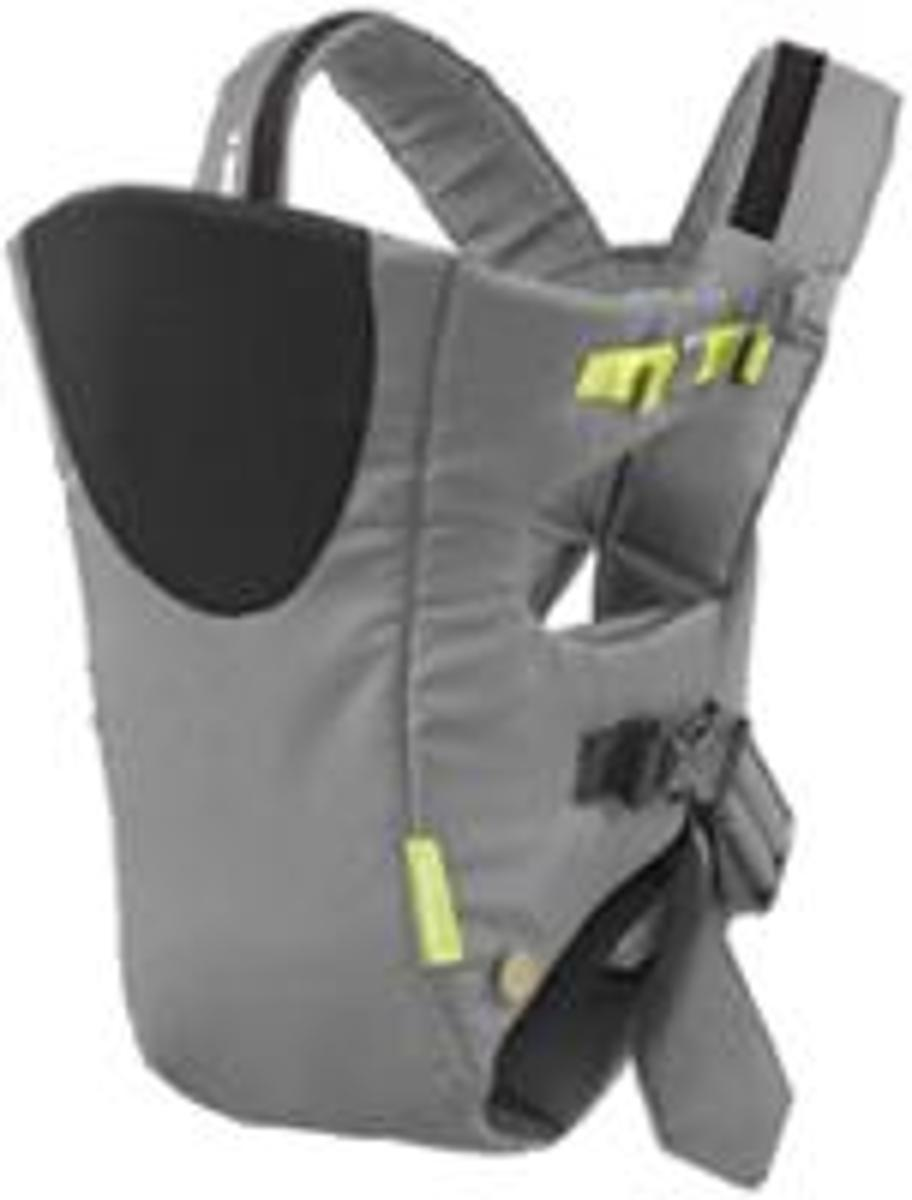 Infantino Breathe Vented Carrier - Grey