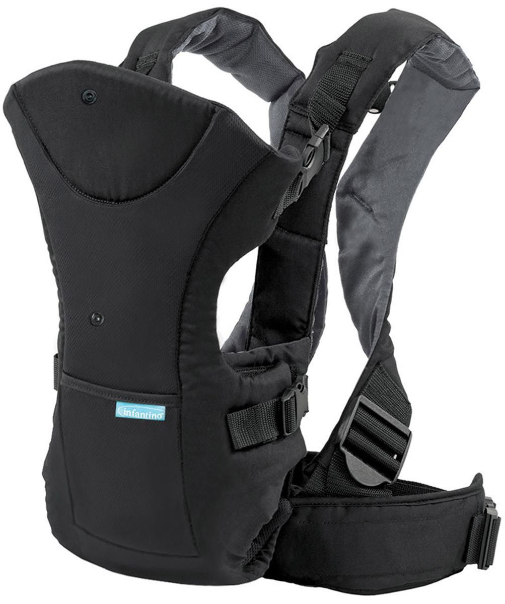 Infantino Flip Front2Back Carrier - Black