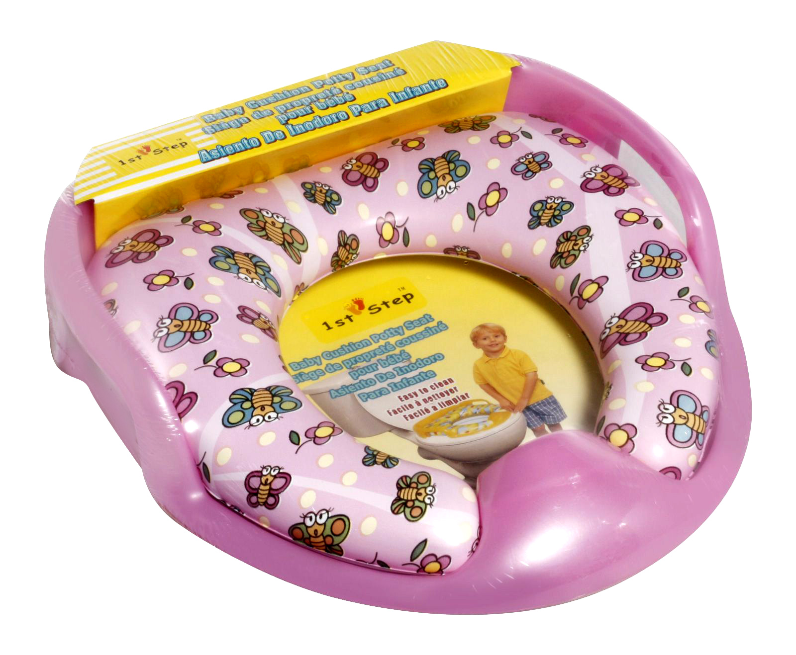 1st Step Baby Cushion Potty Set