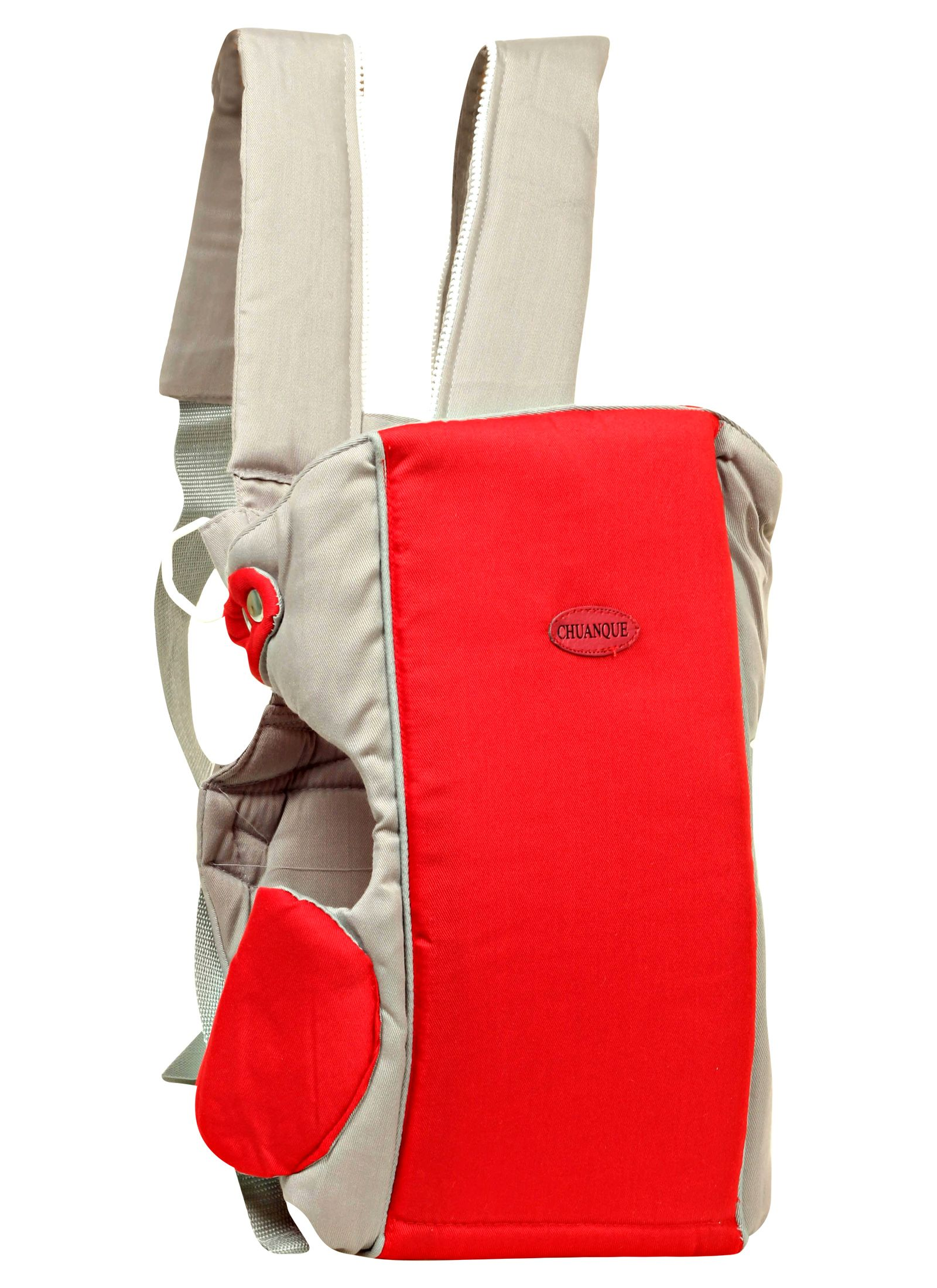 Baby Carrier Red And Cream - 4009