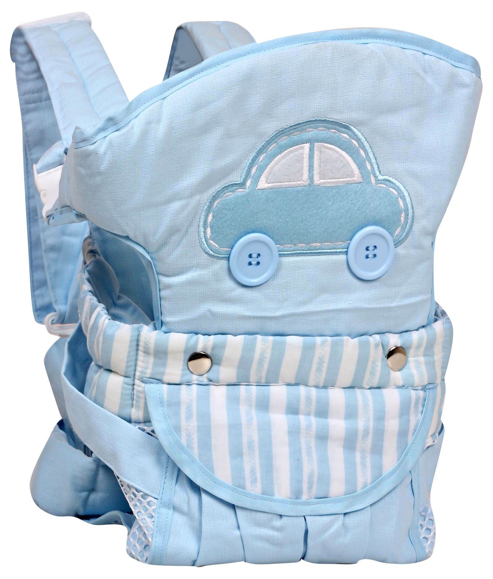 2 Way Car Print Baby Carrier - 003