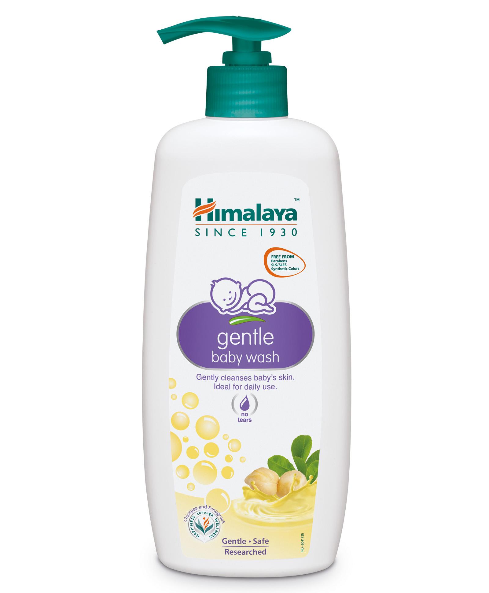 Himalaya Herbal Gentle Baby Bath 400 ml Online in India, Buy at ...