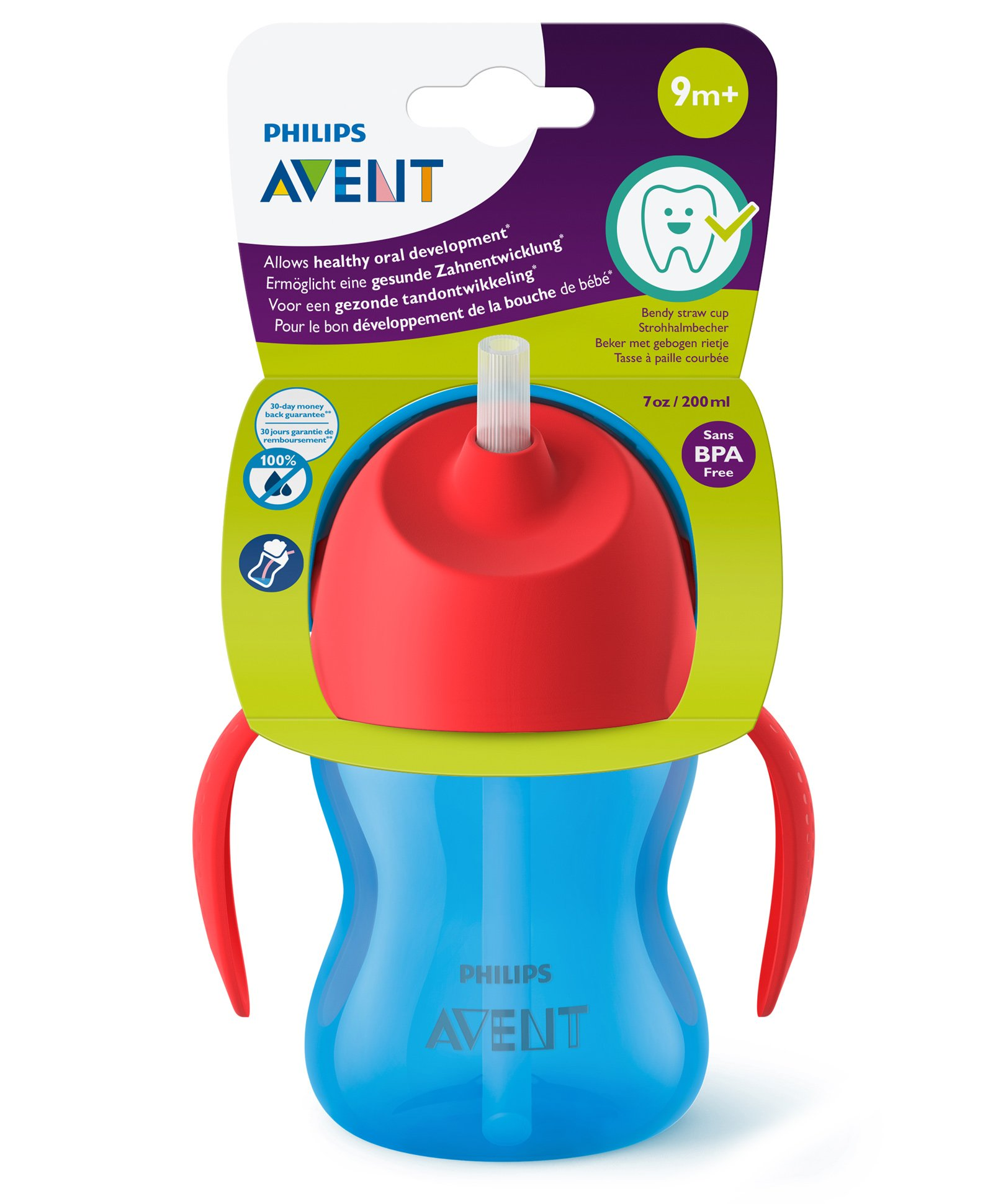 Baby Sippy Cups Sipper Bottles Online India Buy At Sleek Laundry Travel Wash Tube 100 Ml Avent Bendy Straw Cup Red Sky Blue 200