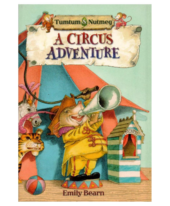Tumtum and Nutmeg A Circus Adventure - English. Small-Pack of 20(9.24 per  diaper)