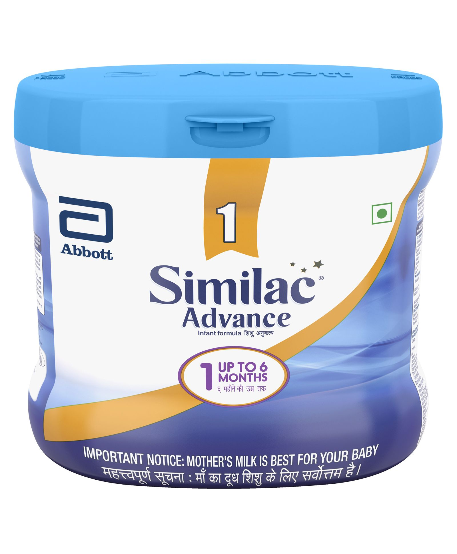 Similac Advance Infant Formula Stage 1 400 Gm Online In India Buy Mom N Bab Sweater Orange Fox Small Pack Of 20924 Per Diaper