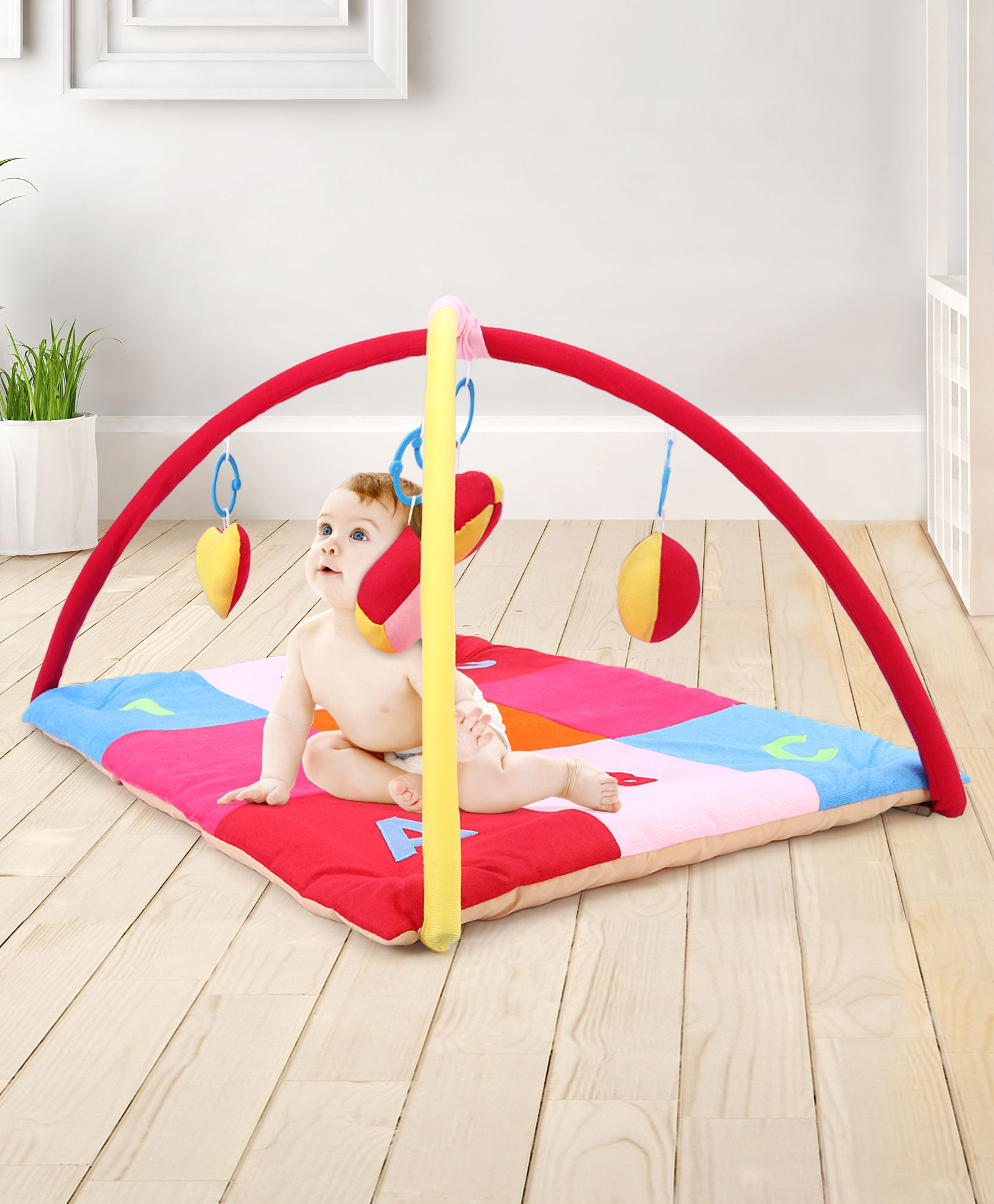 Buy Baby Play Gyms Play Mats line India Infant Activity Gyms