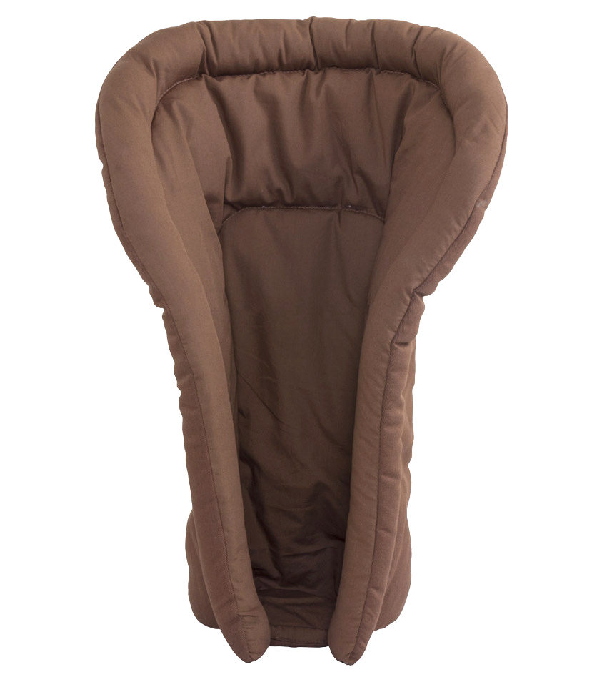 Nahshon Baby Infant Insert - Cocoa Brown