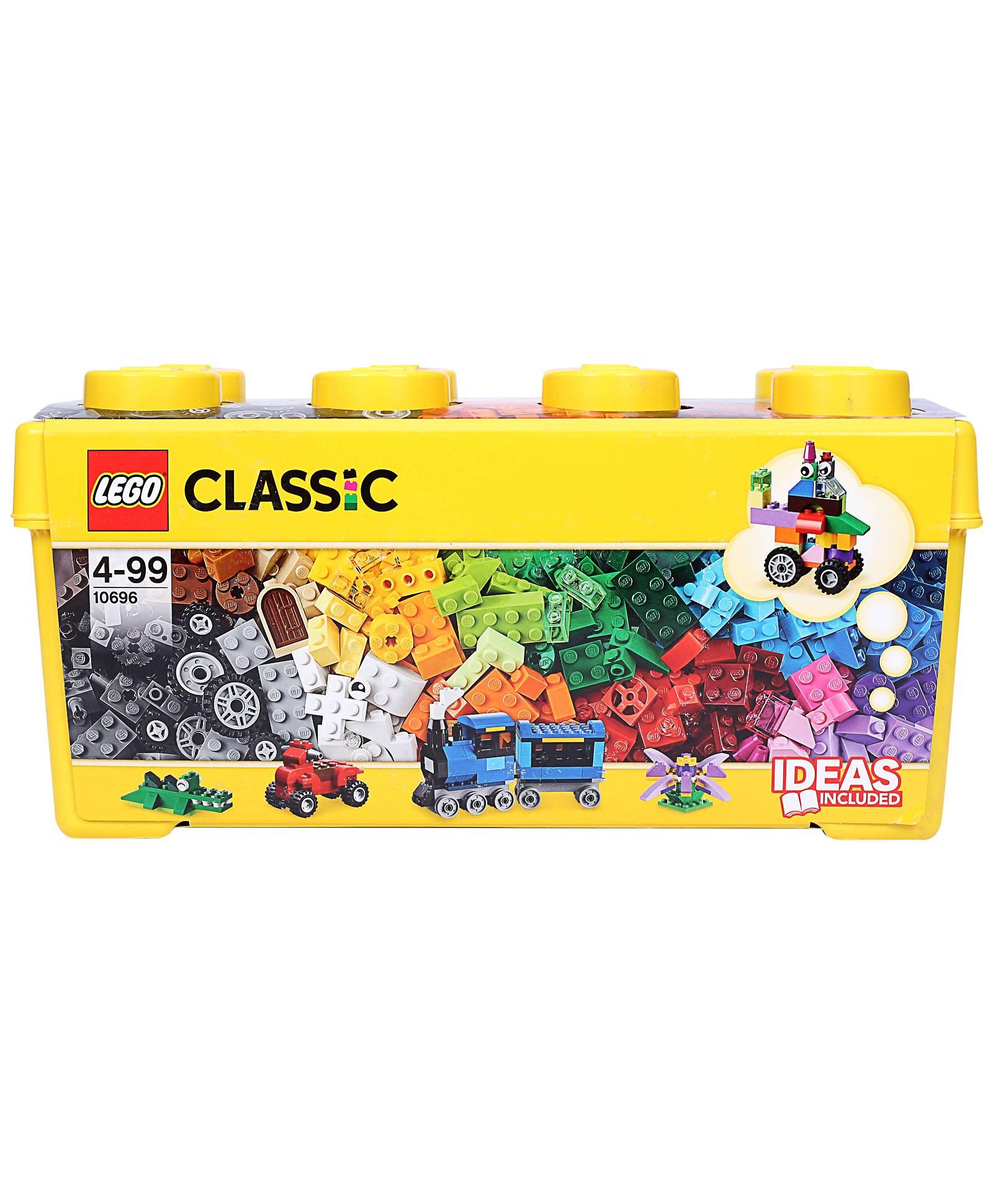 Lego Classic Medium Creative Brick Box - 484 Pieces