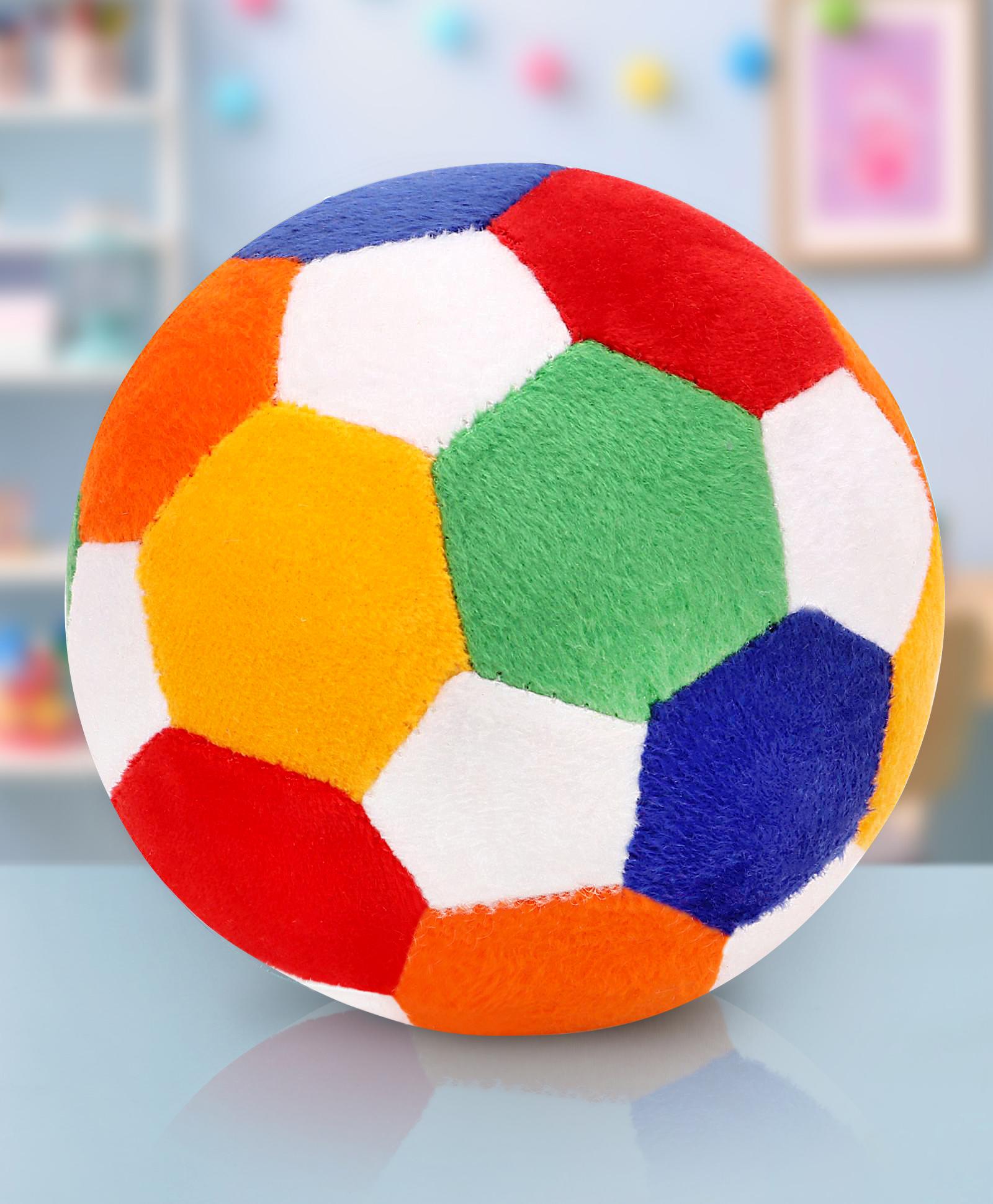 Babyhug Small Soft Ball Multicolour - 41 cm
