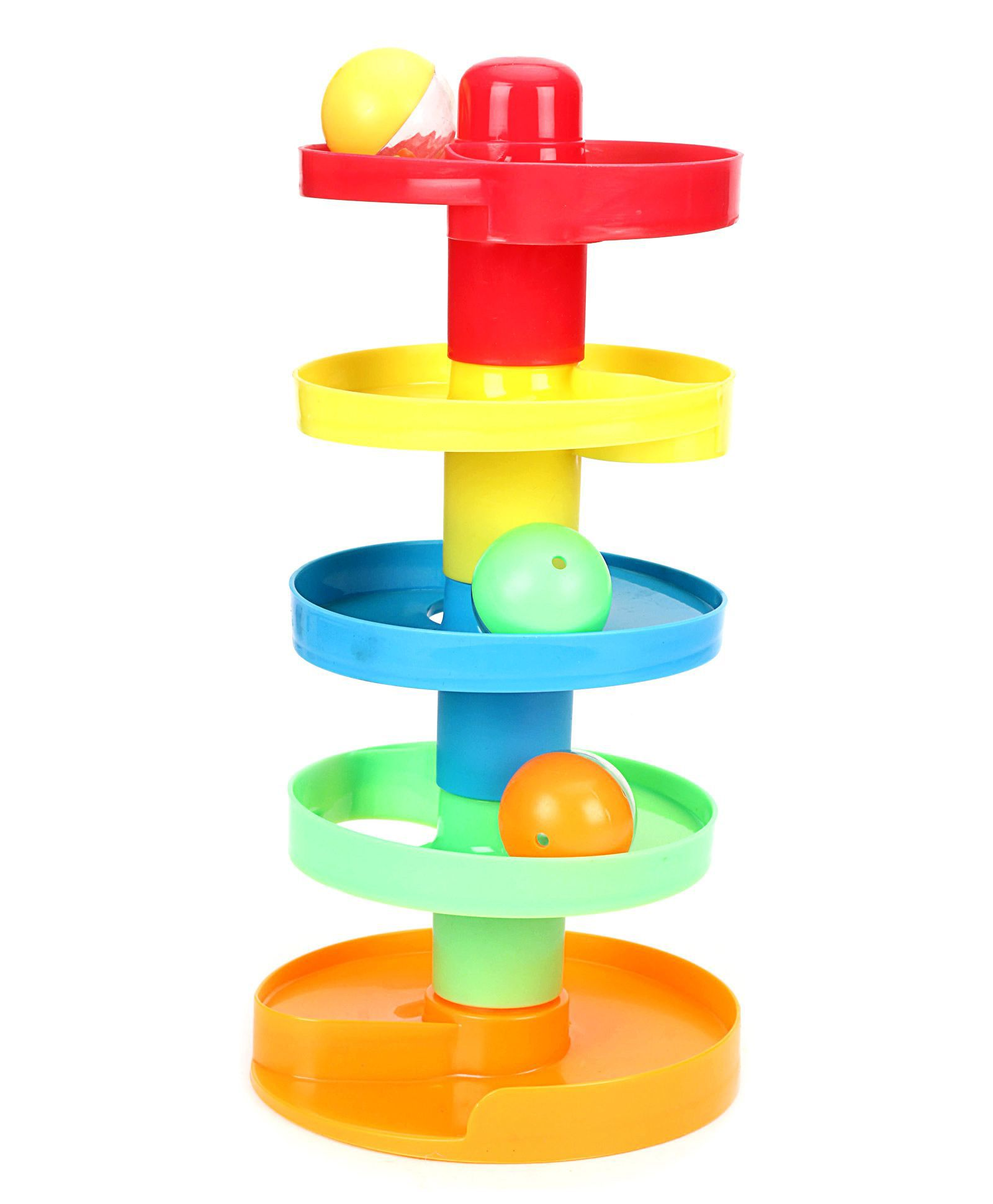 Playmate Baby Spiral Fun - Multicolour