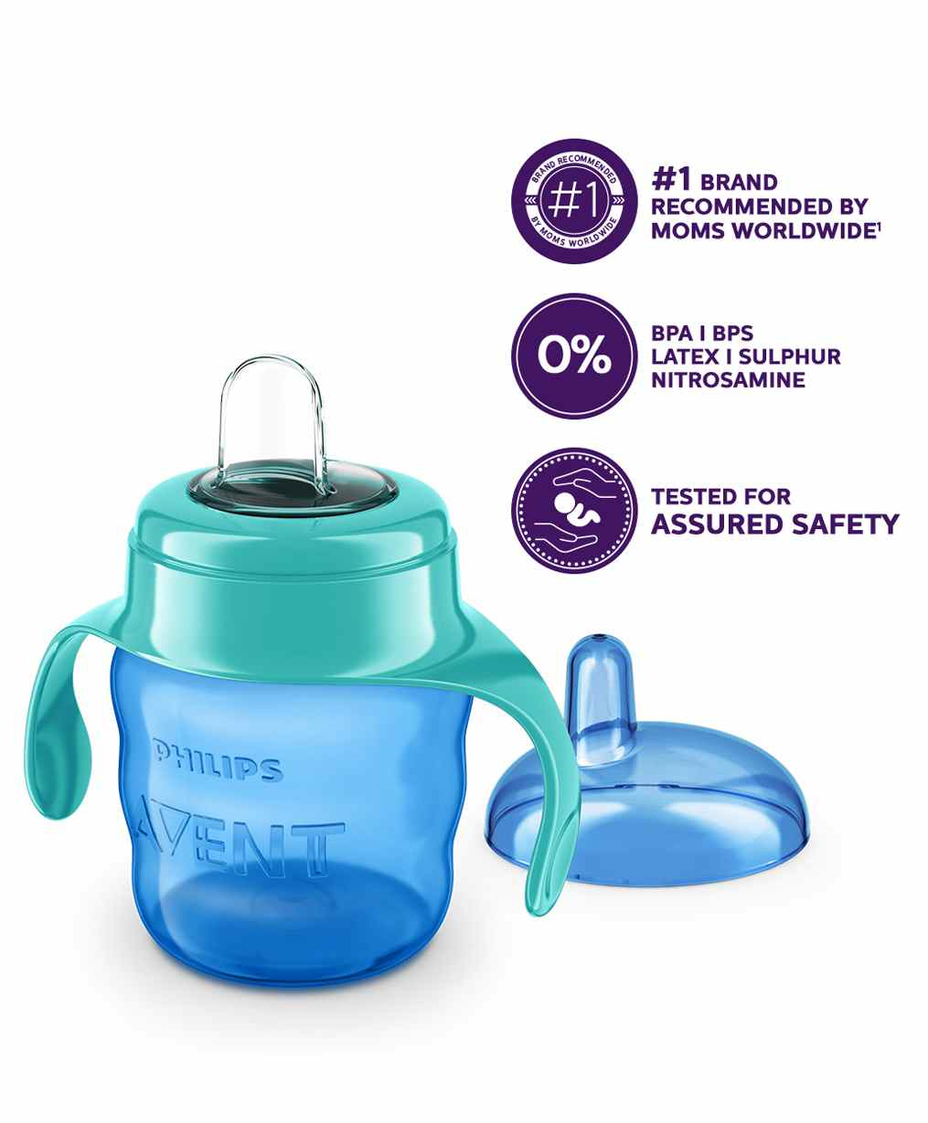 Baby Sippy Cups Sipper Bottles Online India Buy At Sleek Laundry Travel Wash Tube 100 Ml Avent Classic Spout Cup With Handles 200 Color May Vary