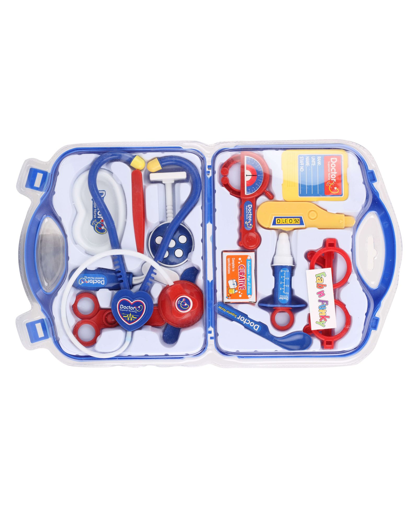 Doctor's Kit (Color May Vary)