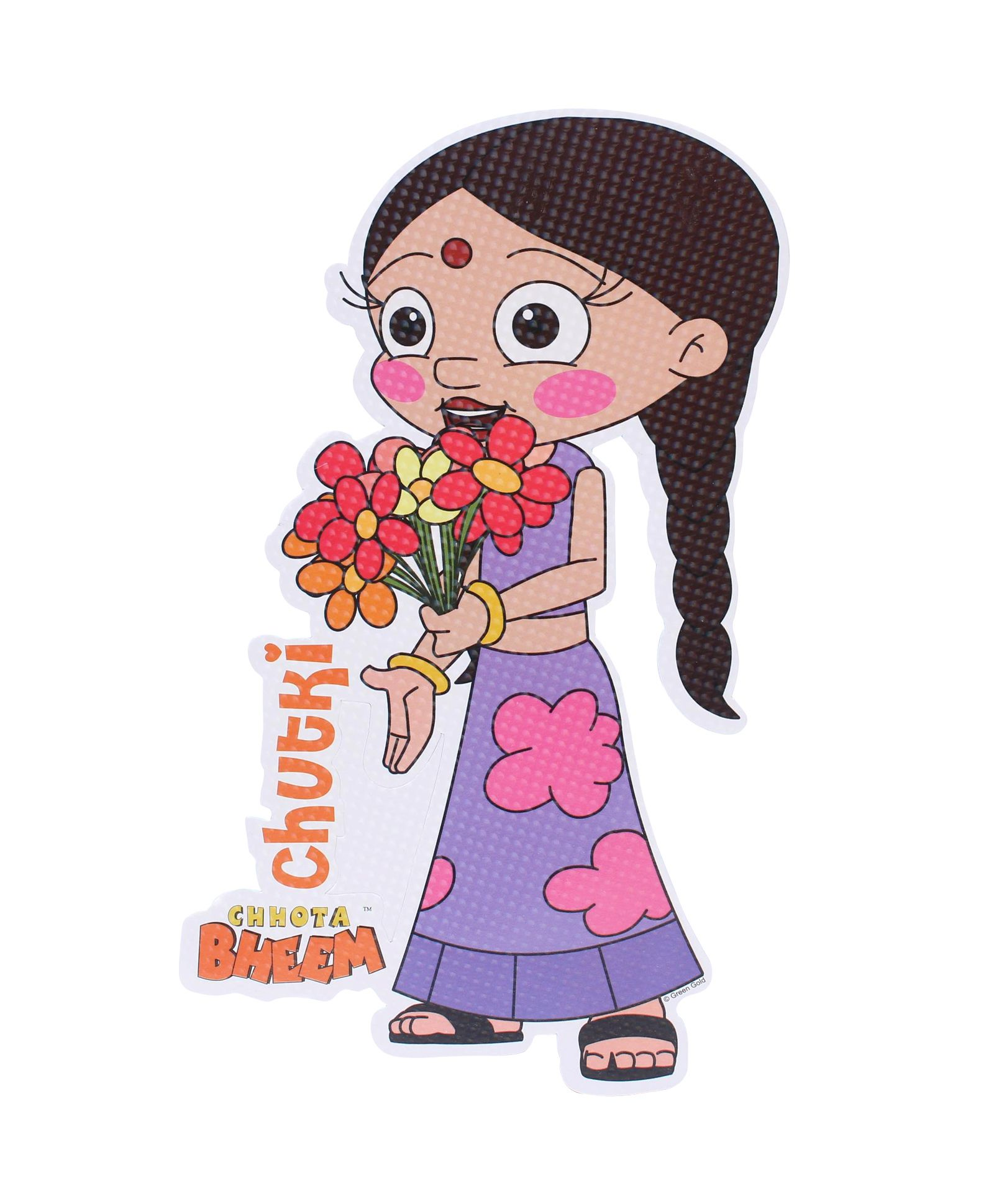 chutki chhota bheem a4 cut out online in india buy at best price