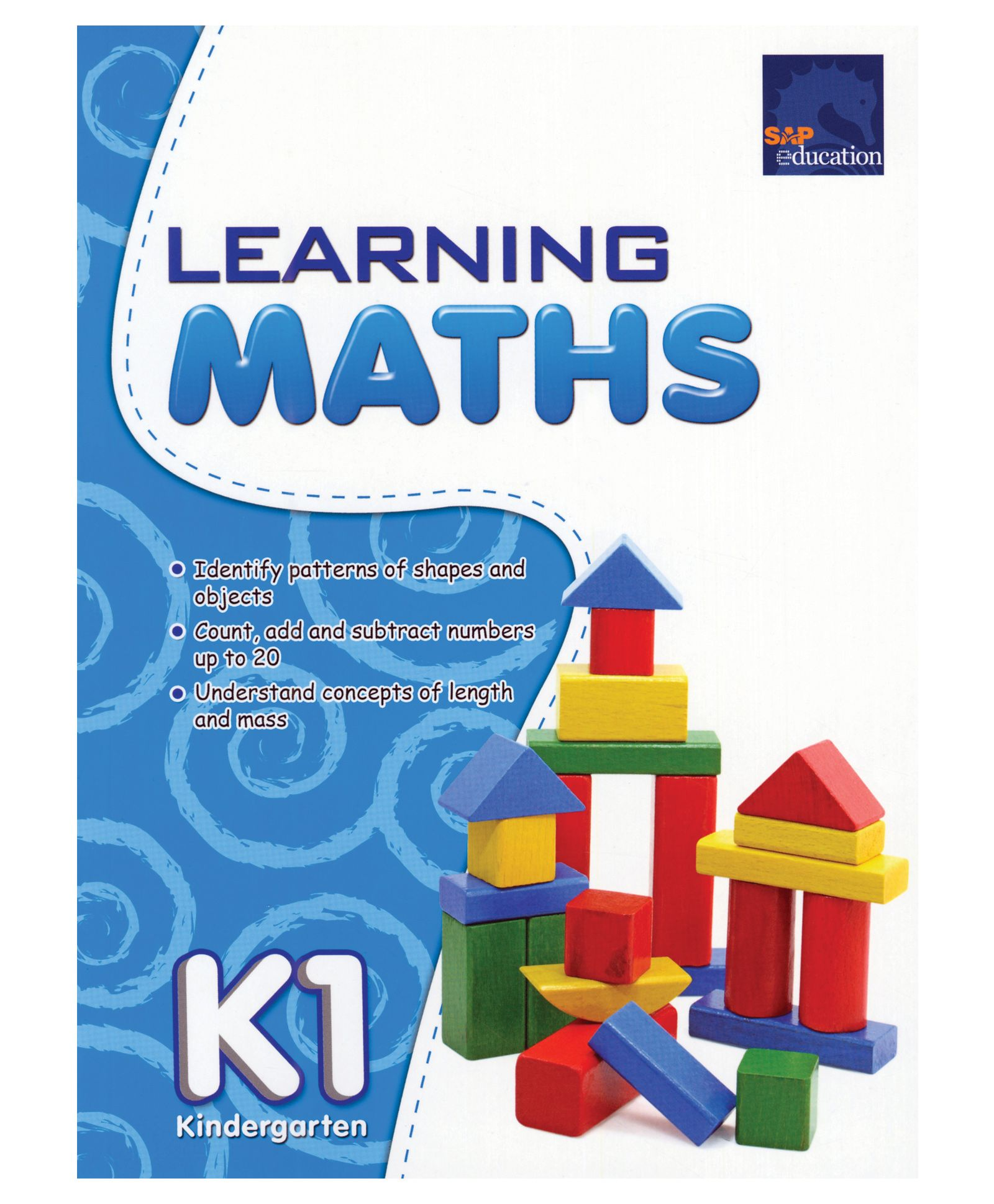 SAP Learning Maths Kindergarten K1 English Online in India, Buy at ...
