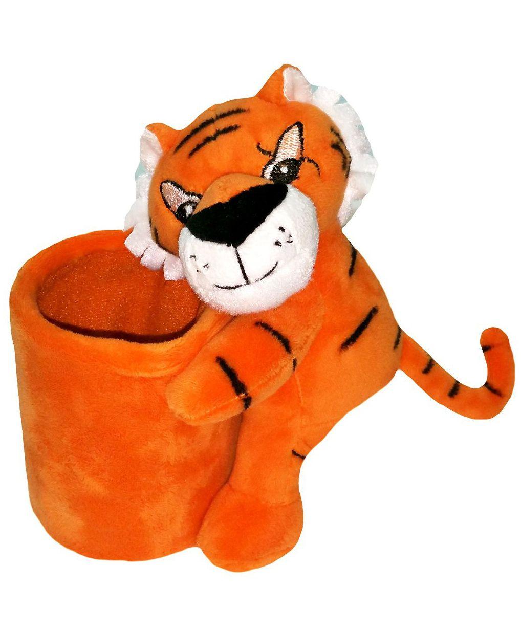 soft buddies jungle book sharekhan plush pen stand orange online in