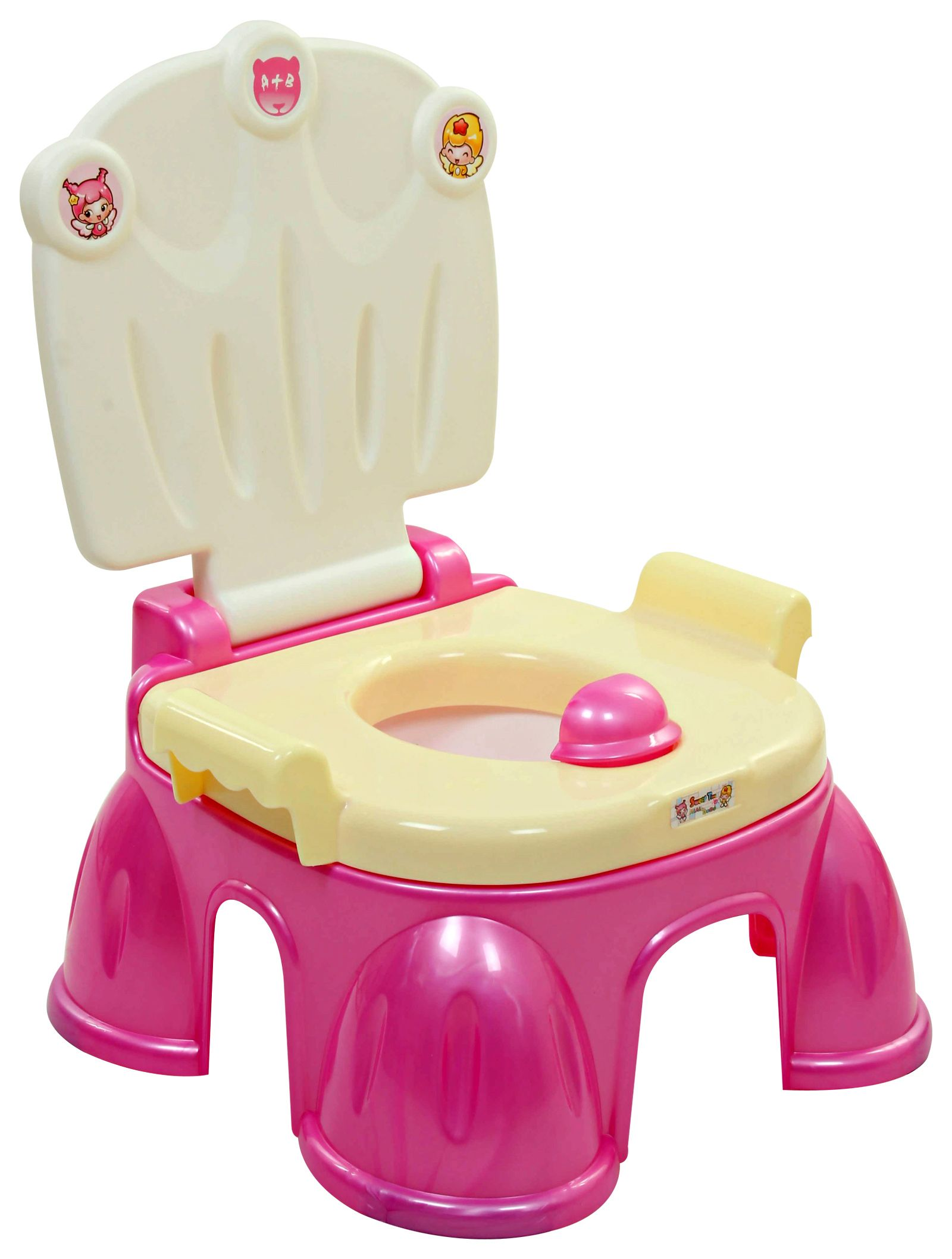 Baby Potty - Chair Pattern
