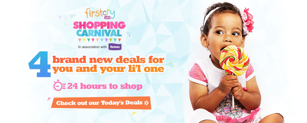 4 brand new deals for you and your li'l one