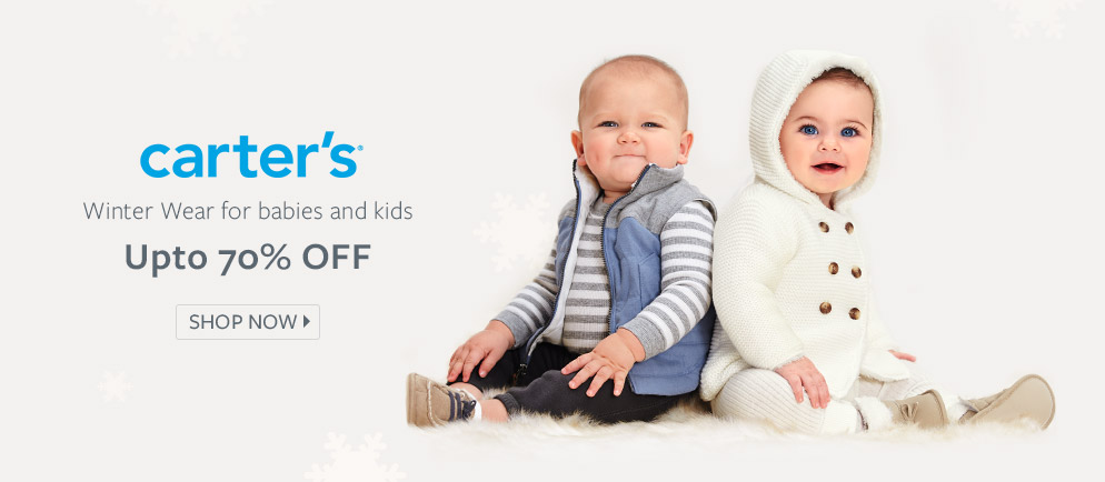 Carter's Winter Wear for Babies & Kids
