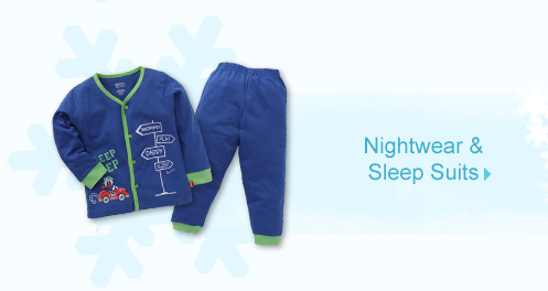 Nightwear & Sleep Suits