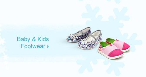 Baby & Kids Footwear