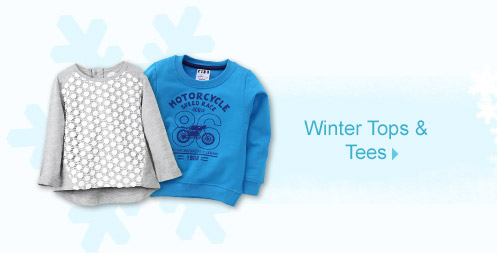 Winter Tops & Tees