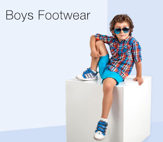 462fdca2f Casual Shoes · Sports Shoes · Booties · Sandals · Party Shoes. Boys Footwear