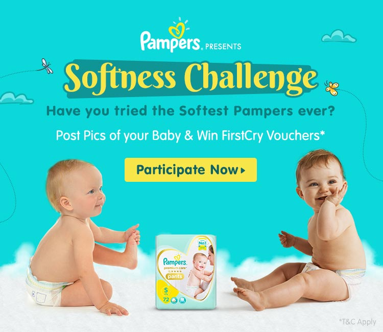 Pampers Softness Challenge