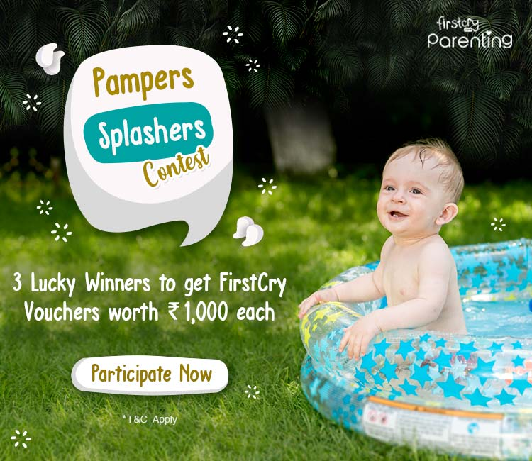 Pampers Splashers Contest
