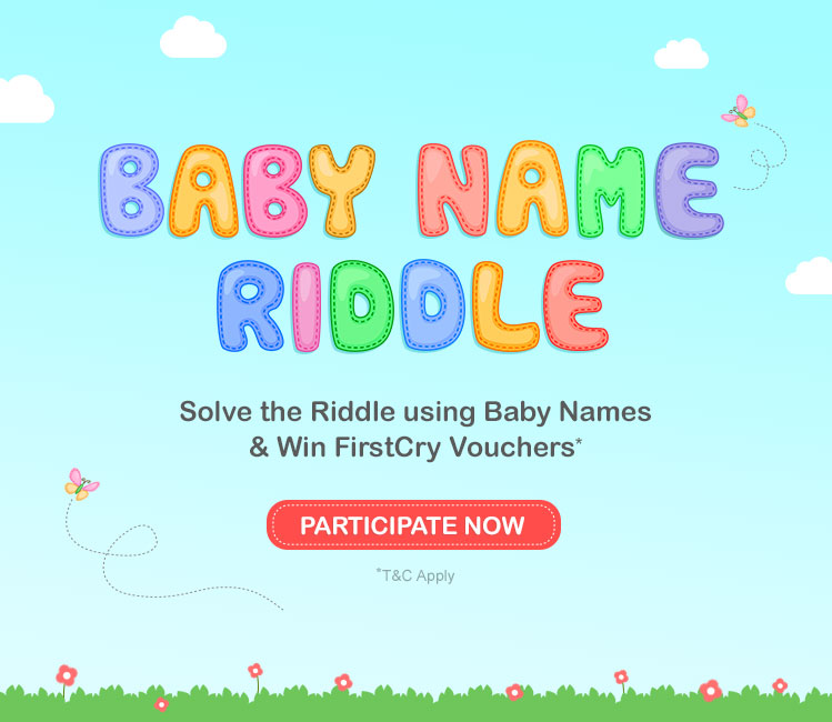 Baby Names Riddle