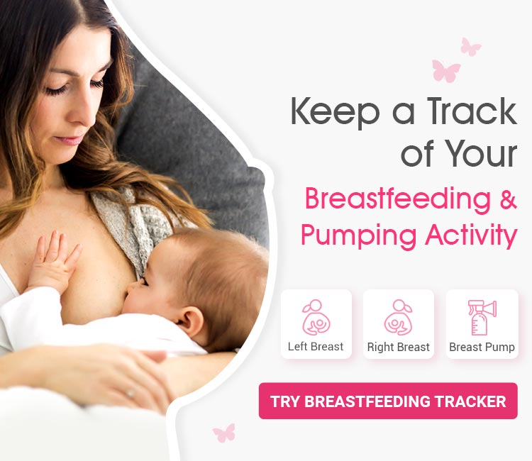 Breastfeeding Tracker