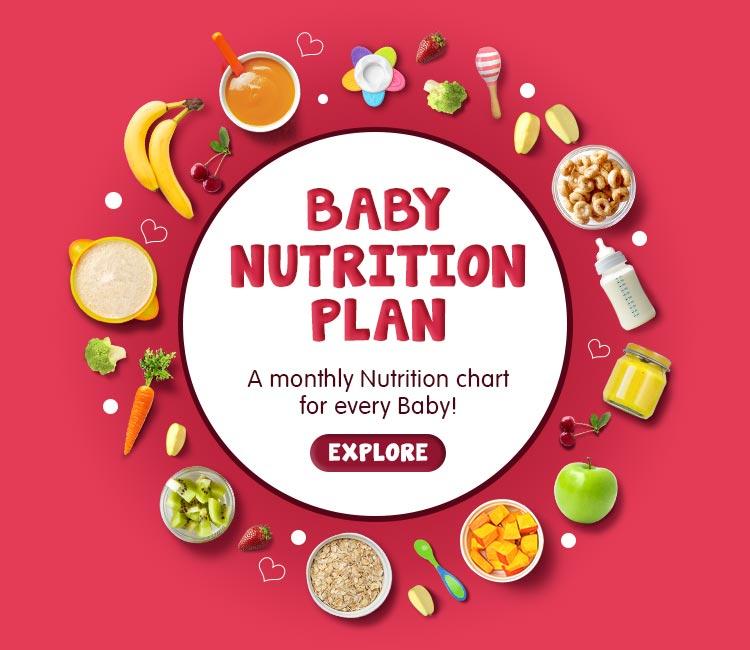 Baby Diet Plan