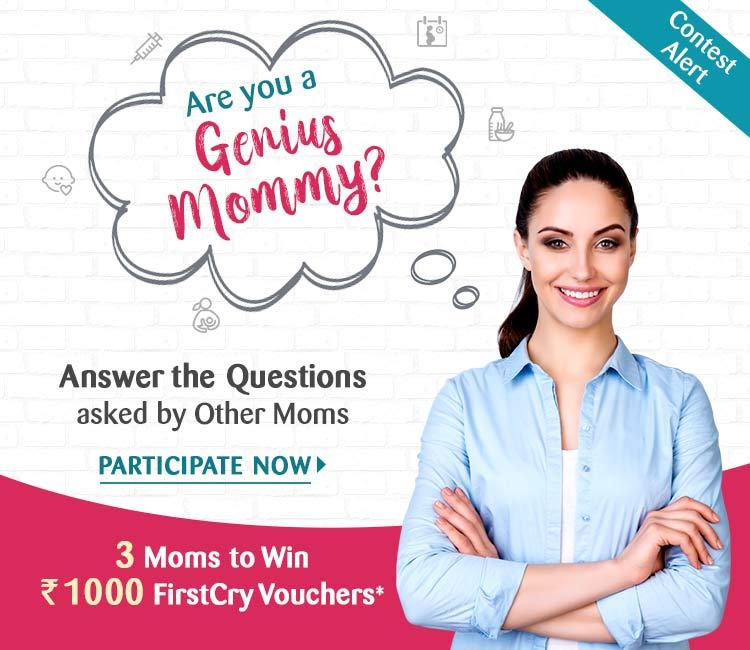 Genius Mommy Contest
