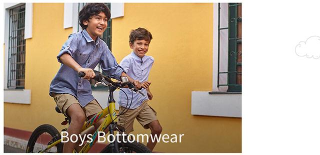 Boys Bottomwear
