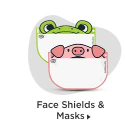 Face Shields & Masks