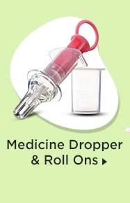 Medicine Dropper & Roll Ons