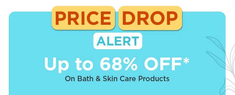 Price Drop Alert Upto 68% Off*