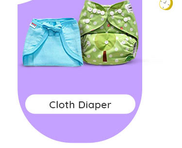 Cloth Diaper & Nappies