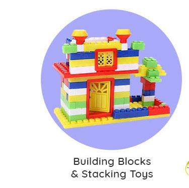 Building Blocks & Stacking Toys