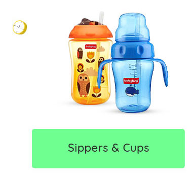 Sippers & Cups