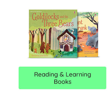 Reading & Learning Book