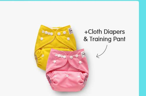Cloth Diapers & Training Pants