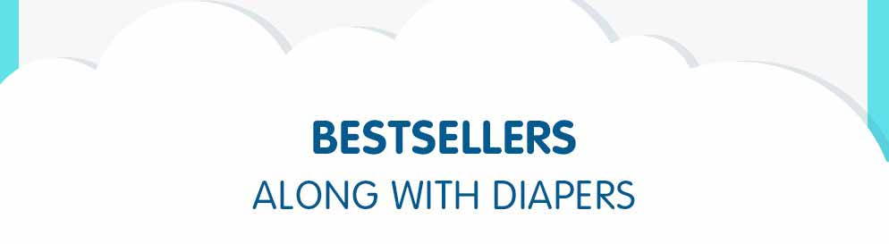 bestseller along with Diapers