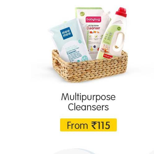 Multipurpose Cleansers