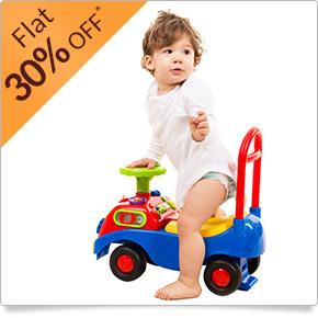 firstcry.com - Flat 30% off on Kids Fashion