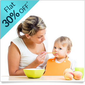 firstcry - Avail Flat 30% off on Feeding and Nursing