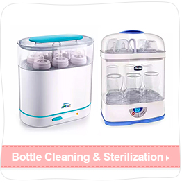 Bottle Cleaning & Sterilization